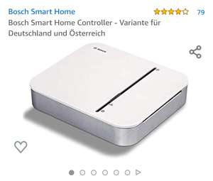 Bosch Smart Home Controller Aktion