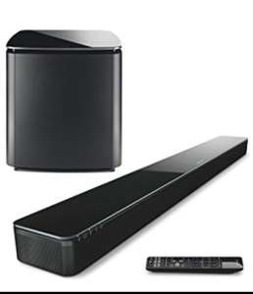 Bose Soundtouch 300 + Acousticmass 300 bei Media Markt / Saturn im Laden