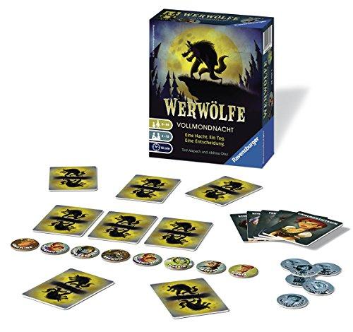 [Amazon] Ravensburger Werwölfe Vollmondnacht (26703) für nur 8,49€ statt 9,99€