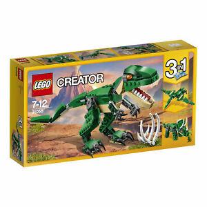 [Amazon Prime] LEGO Creator 31058 - Dinosaurier, Dinosaurier Spielzeug | LEGO Creator 31088 - Bewohner der Tiefsee