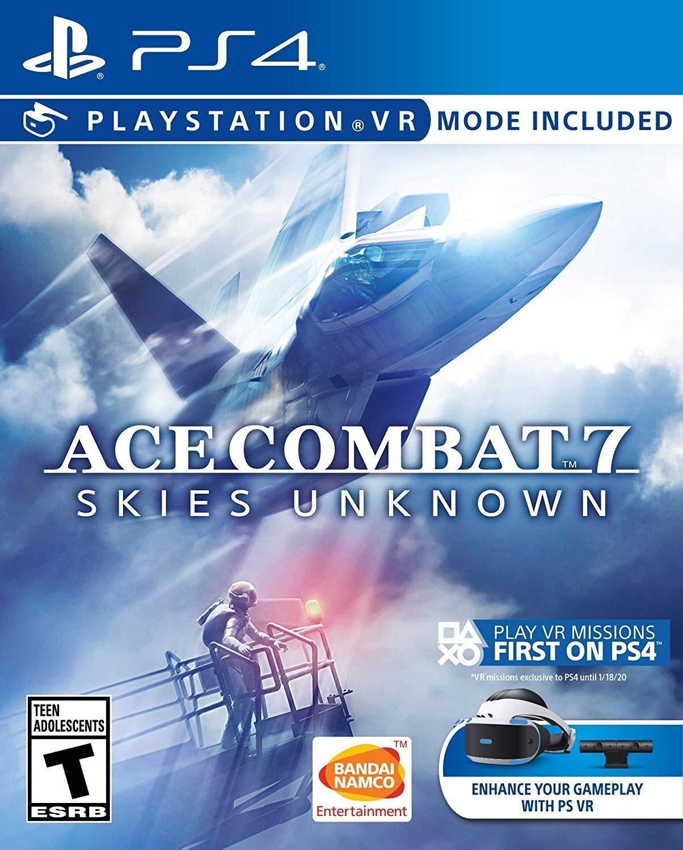Ace Combat 7: Skies Unknown (PS4 & Xbox One) für je 18,22€ (Amazon US)