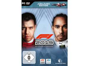Mediamarkt/Saturn: F1 2019 (PC) Jubiläums Edition