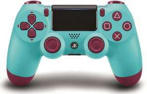 Sony PlayStation 4 DualShock 4 Wireless Controller V2 (Berry Blue) für 41,71€ (Amazon ES)