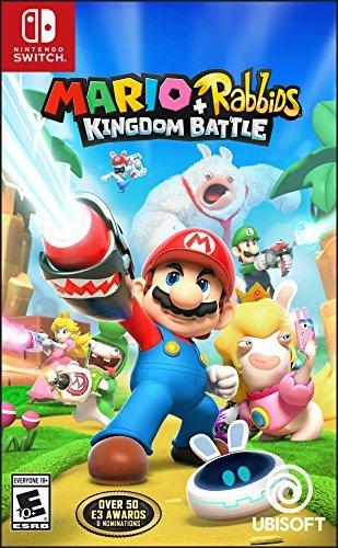 Mario + Rabbids: Kingdom Battle (Switch) für 18,30€ (Amazon US)