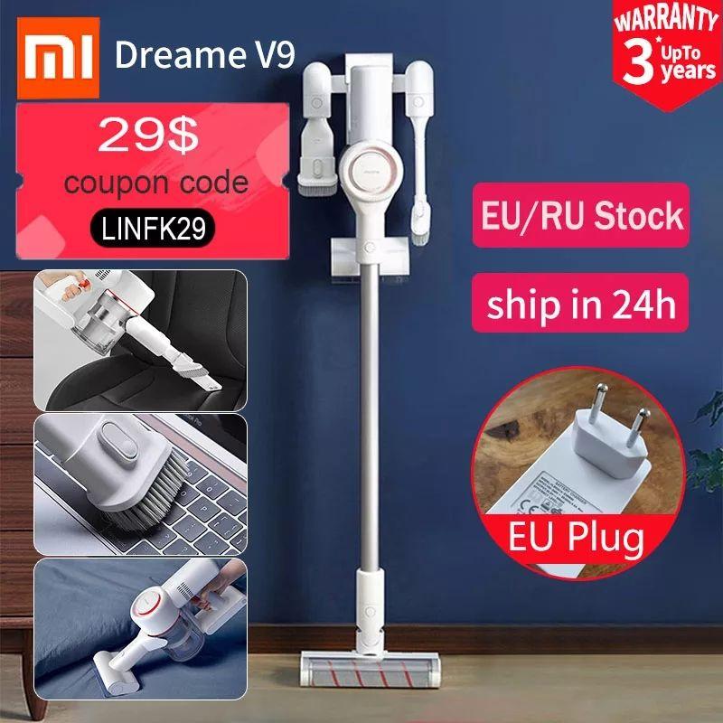 Dreame v9 tragbarer Wireless Staubsauger