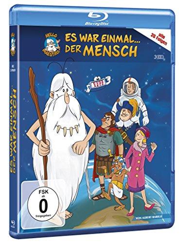 [Amazon Prime] Es war einmal ... der Mensch [Blu-ray, remastered] für 27,97 € sowie weitere Box-Sets