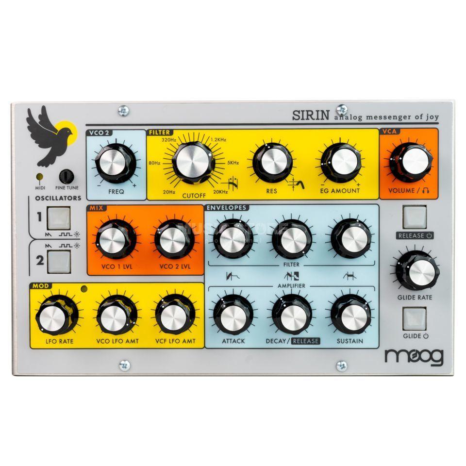 Moog Sirin Monophoner Synthesizer