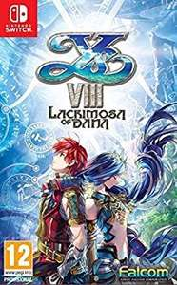 Ys VIII: Lacrimosa von Dana - (Nintendo Switch) [Amazon.it]