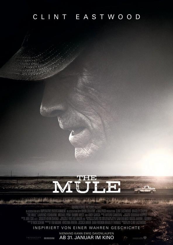 Blackweek bei Chili.tv: heute z.B. »The Mule« für 1,20€ in HD leihen
