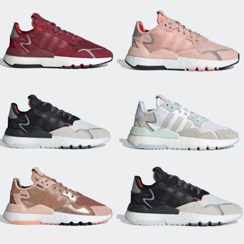 Daily Deals bei adidas (+30% on top), heute: Lifestyle Footwear, damit Nite Joggers in mehr Farben als aufs Bild passen für 54,58€