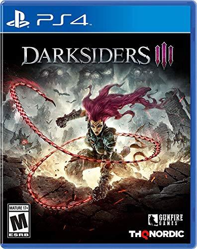 Darksiders III (PS4 & Xbox One) für je 13,80€ (Amazon US)