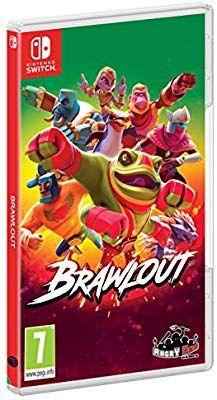 Brawlout(Nintendo Switch) [Amazon.es]