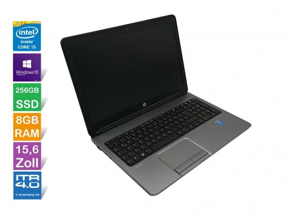 HP ProBook 650 G1 inkl. Targus CITYGEAR XL Laptop Roller Gebraucht mit Garantie