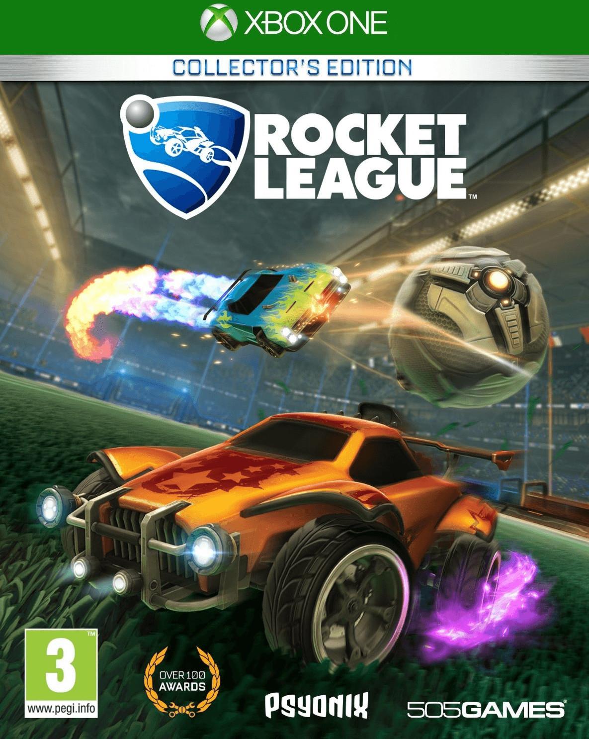 Rocket League Collector's Edition (Xbox One & PS4) für je 13,13€ (Amazon IT)