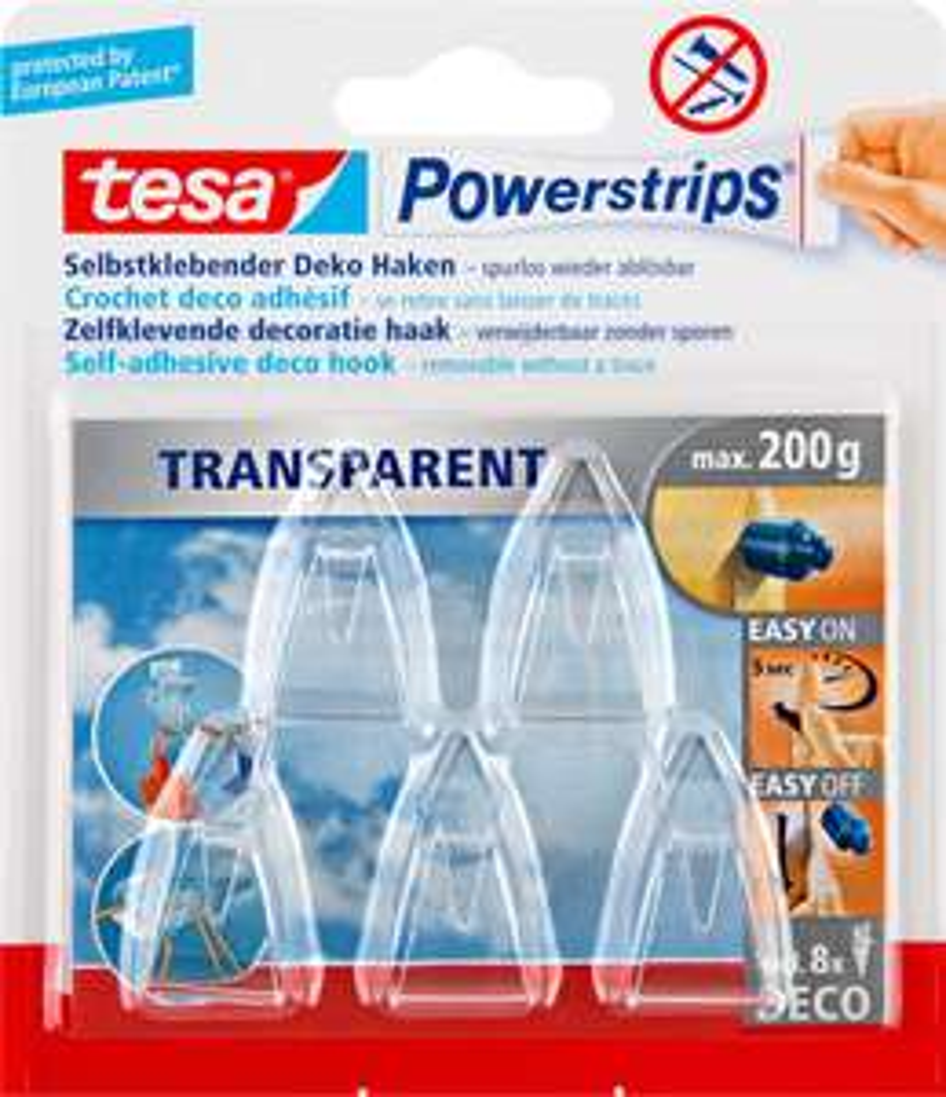 [Kaufland] TESA Powerstrips Deko-Haken
