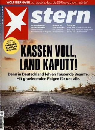 Stern Abo (52 Ausgaben) für 255,40 € mit 215 € BestChoice Universalgutschein/ 220 € Otto-Gutschein (Kein Werber nötig)