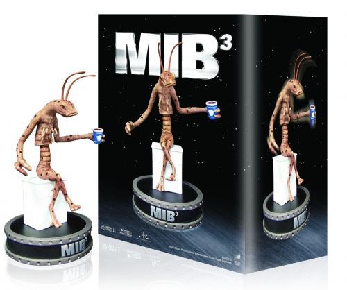 Men in Black 1-3 - Alien Pack (Limited Edition) [Blu-Ray] @ Amazon Blitzangebot