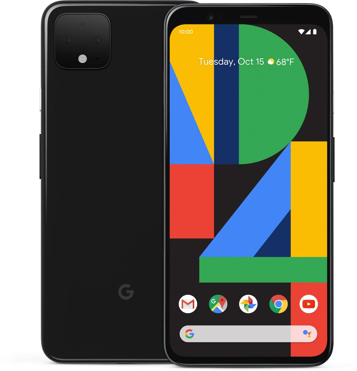 Preisfehler: Google Pixel 4 XL 128GB im O2 Blau (4GB LTE, Allnet/SMS) mtl. 9,99€