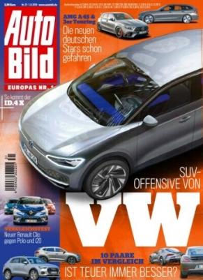 (Sammeldeal) Auto-/ Motorrad Magazine Halbjahresabos + Amazon-Gutschein (Auto Bild 62,50 € + 60 €, Auto Motor & Sport 59,15 € + 60 € uvw.)