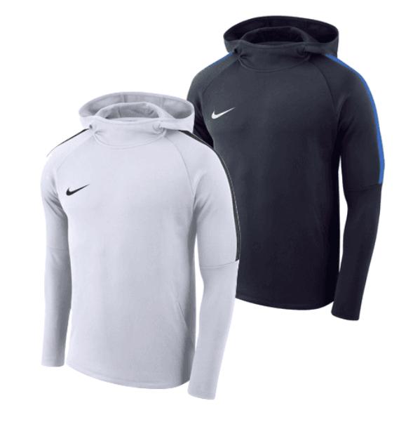 2x Nike Academy 18 Kapuzenpullover in versch. Farben für Sport & Freizeit (Gr. S - XL)