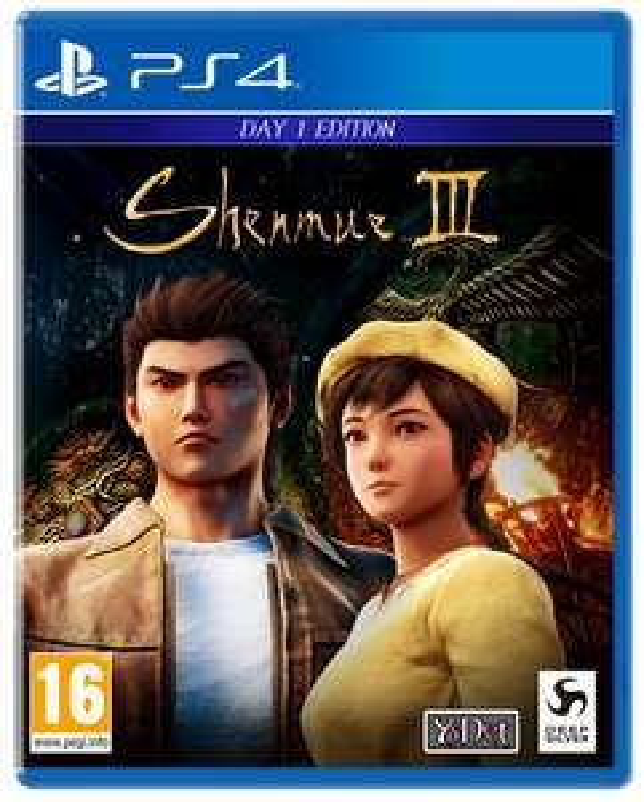 Shenmue 3 (PS4) für 37,50€ (Coolshop)