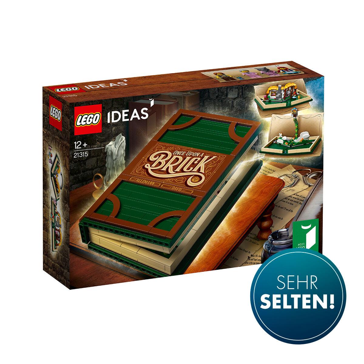 Lego Ideas - 21315 Pop-Up-Buch [Galeria Karstadt] inkl. Versand (kostenlose Kundenkarte erforderlich)
