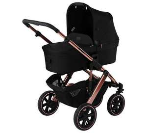 Kinderwagen ABC Desing Salsa 4 Air Diamond Edition Rose Gold