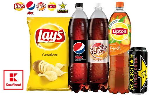 [Scondoo und Kaufland] Kaufe PepsiCo (Lay's, Pepsi, Schwipp Schwapp, Lipton, Rockstar) Produkte im Wert von 4€ und bekomme 1€ zurück