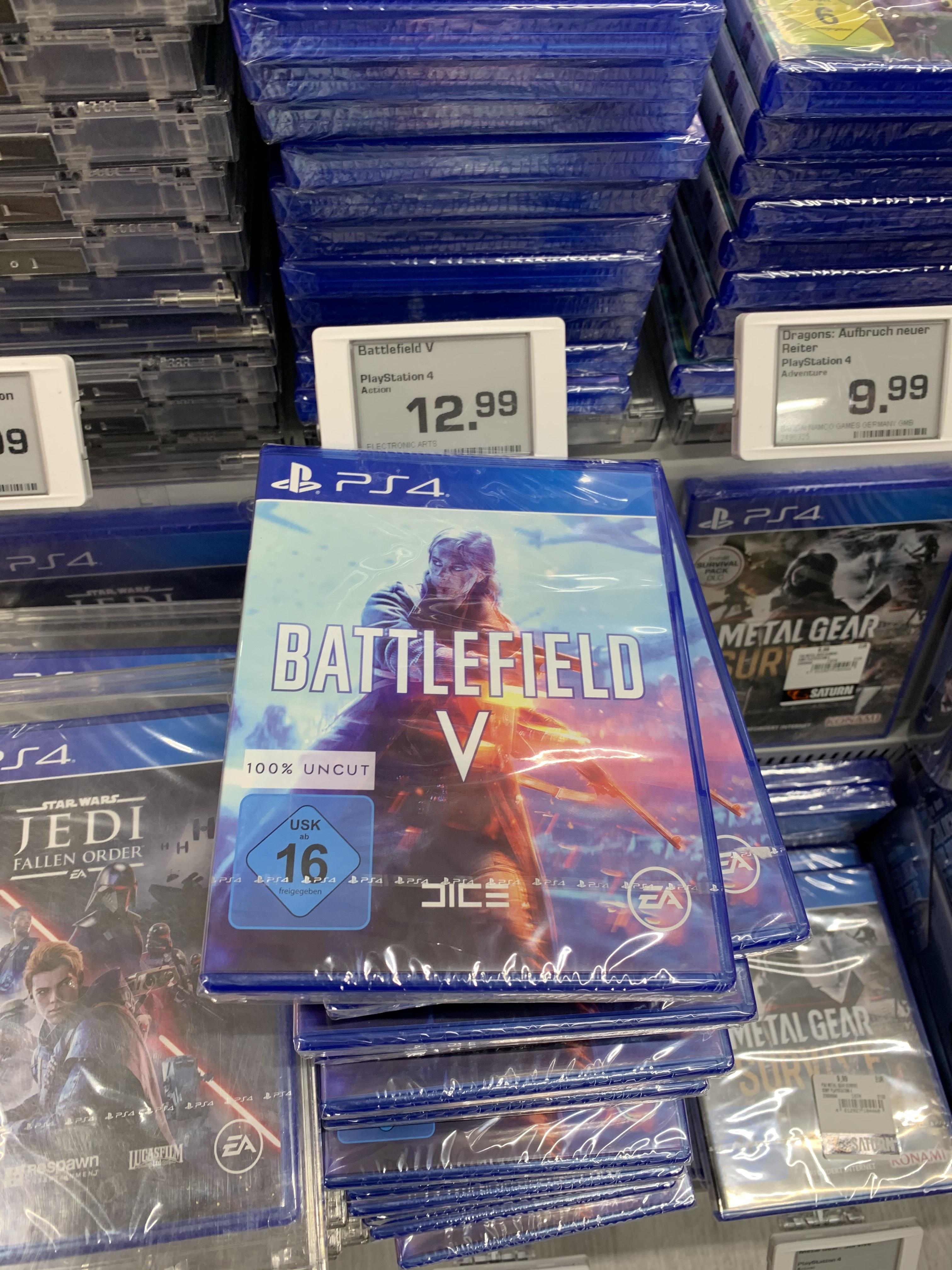 Battlefield 5 PS 4 [Lokal Frankfurt a.M./ Saturn]