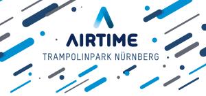 Airtime Nürnberg (Trampolinhalle) 60 min. + 30 min. Kostenlos