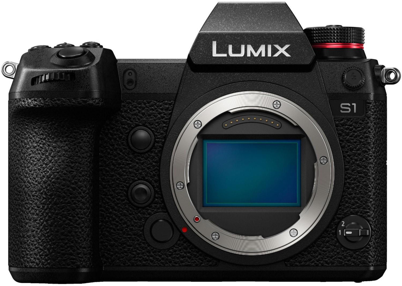 Panasonic Lumix DC-S1 Systemkamera Body oder inkl. 24-105F4 Objektiv für ~2550€
