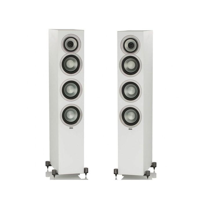 HiFi: Elac Uni-Fi FS U5 Standlautsprecher-Paar für 677,06€ (schwarz o. weiß) | NAD D 3045 Hybrid-Digital/DAC-Verstärker für 484,03€