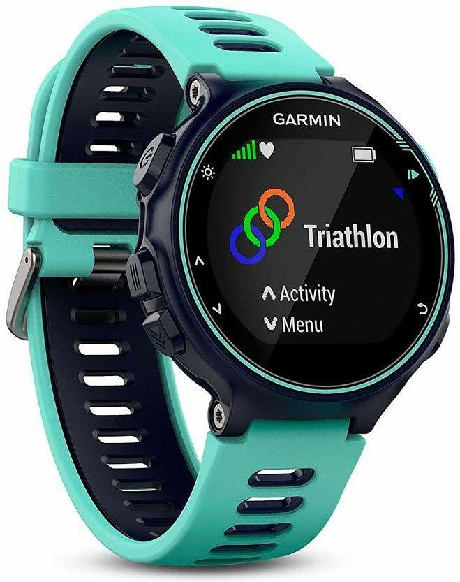 Garmin Forerunner 735XT High-End GPS-Running & Triathlonuhr mit Herzfrequenzmessung