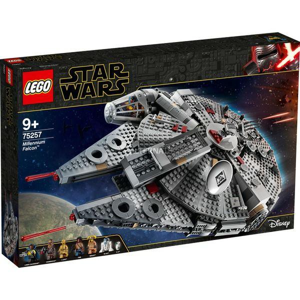 LEGO75257 Star Wars Millennium Falcon, Konstruktionsspielzeug
