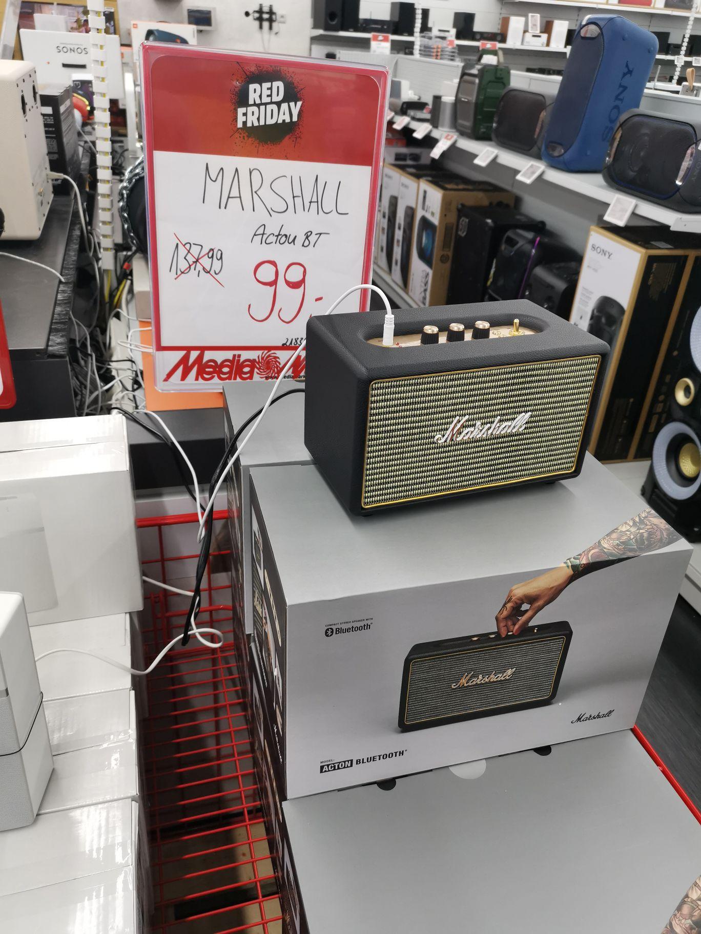 MediaMarkt Wiesbaden Marshall Actoun BT (Lokal?)