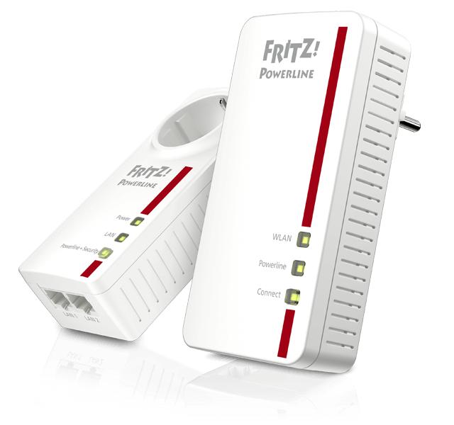 AVM FRITZ!Powerline 1260E Set