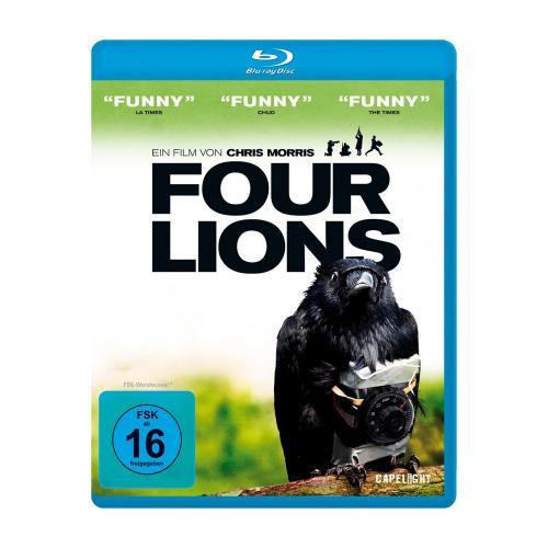 Four Lions [Blu-ray] für 7,97€ @Amazon
