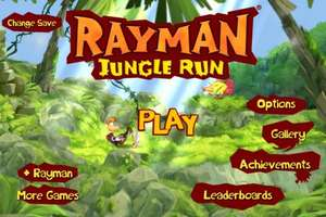 Rayman Jungle Run 0,89 € ios
