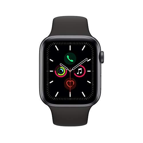 Apple Watch 5 44mm Cellular Space grey Gebraucht wie neu bei Amazon.Fr Warehouse Deal