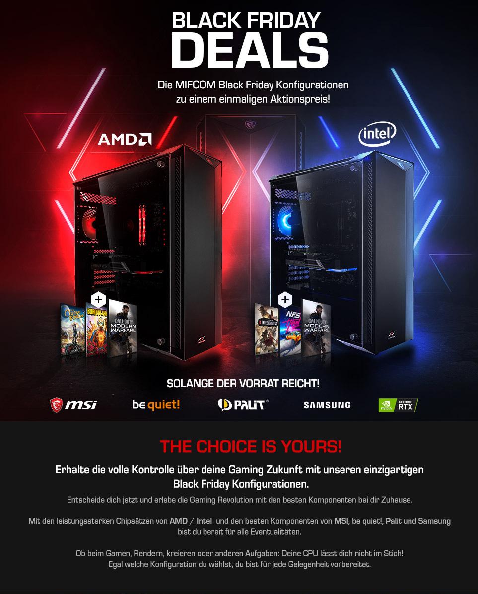Komplett PC AMD Ryzen 7 3800X + B450 oder Intel i7 9700K + Z390, 16GB RAM Geforce RTX 2070 Super bequiet Pure Power 11, Dark Rock 4, 1TB SSD