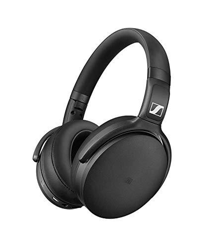 Sennheiser 4.50 Wireless (Bluetooth) NC Over Ear Kopfhörer Mattschwarz