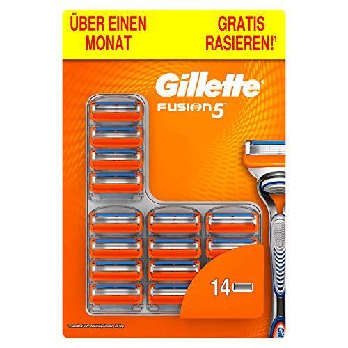 [offline] Blackweek Real Gillette Fusion 5 14er Packet
