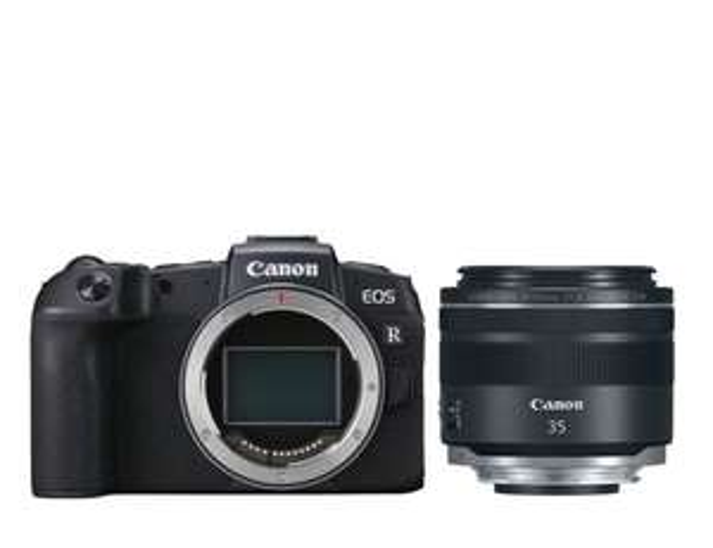 Canon EOS RP inkl. RF 35mm 1:1,8 Macro IS STM inkl. Mount Adapter EF-EOS R