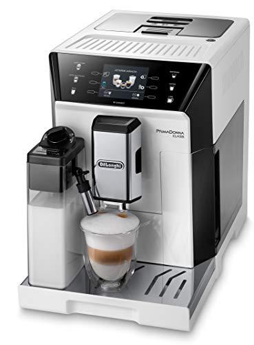 De'Longhi PrimaDonna Class ECAM 556.55.W Kaffeevollautomat in weiß