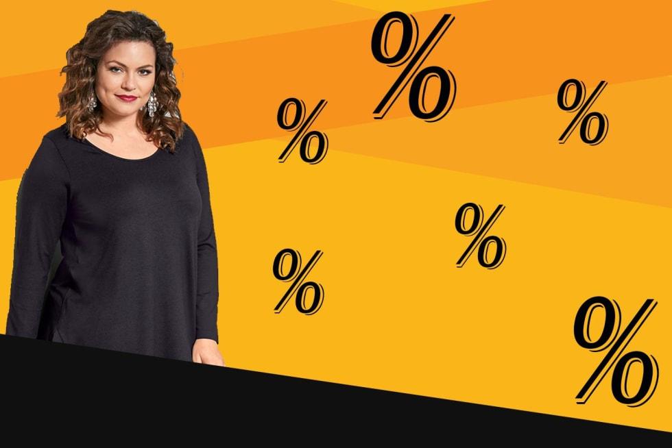HAPPYsize Blackweek 20 / 15 / 10 Prozent, MBW 50 €