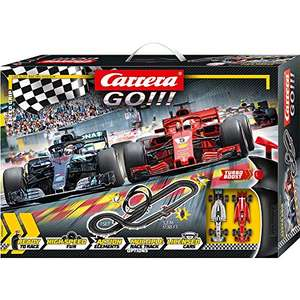 [Smythstoys] Carrera GO!!! Speed Grip 20062482 Autorennbahn Set 39,99€
