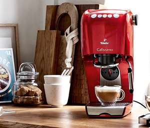 Cafissimo CLASSIC Hot Red (inkl. 30 Kapseln)