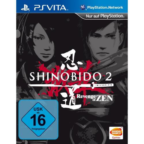 Shinobido 2 (PS Vita) für 18,97€ + Versand