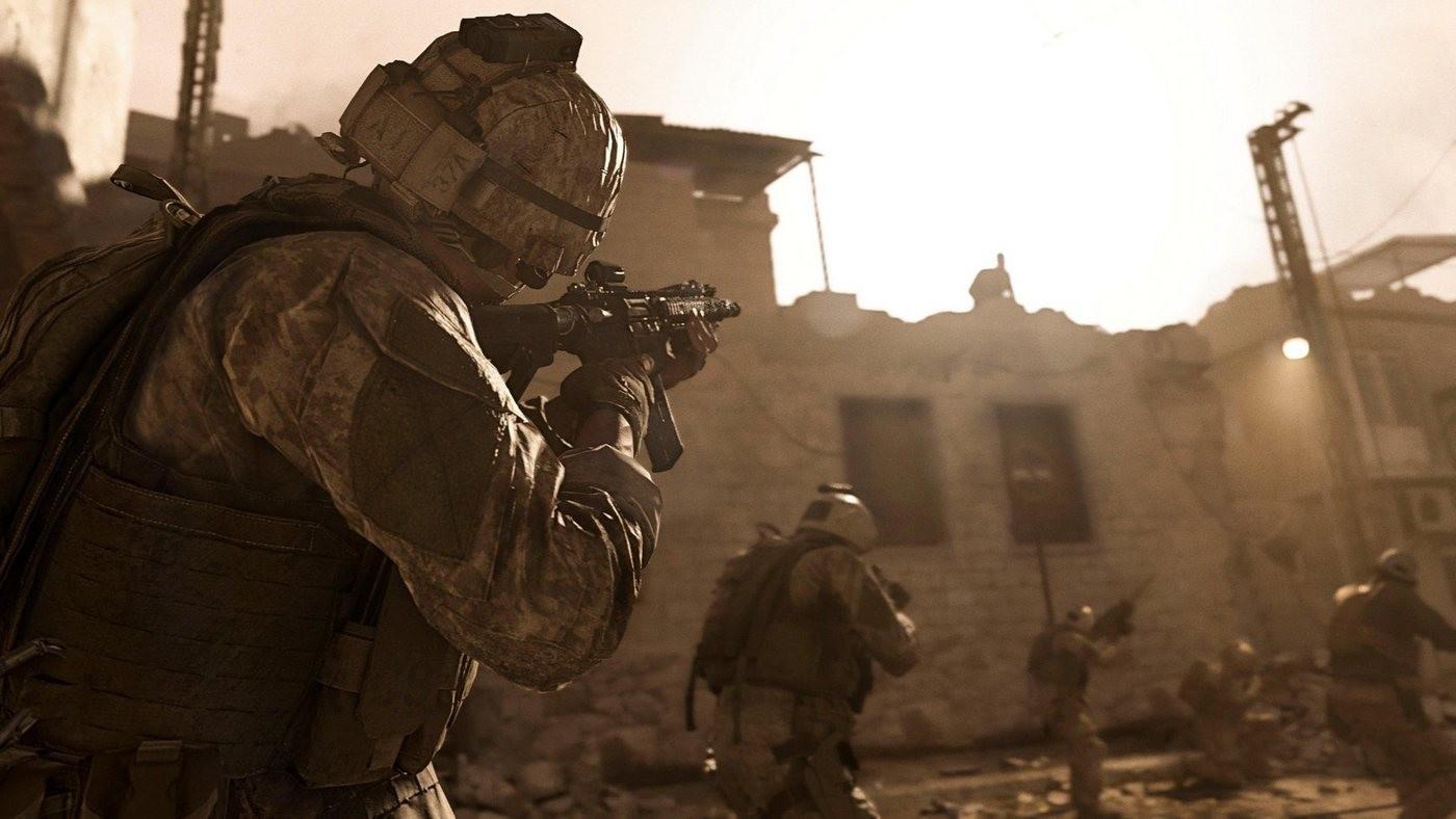 [Mediamarkt/Saturn-Paydirekt] Call of Duty: Modern Warfare (Playstation 4 und Xbox One) für je 42,99€ bei Abholung
