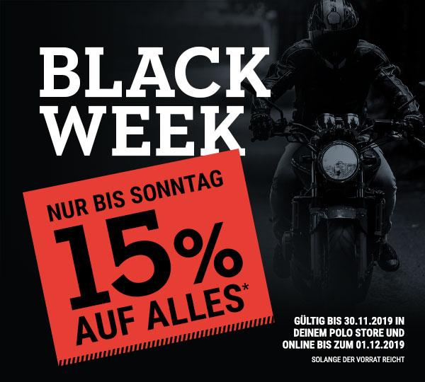 Polo Motorrad : 15 Prozent Rabatt auf alles*! z.B. Lederjacke Spirit Motors 254,99 statt 299,99